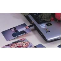 Gift Card USB Flash Disk Manufactures