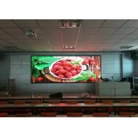 Stage Dynamic Commercial Outdoor SMD LED Display Wall Mounted Energy saving Manufactures