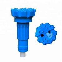 QL60 DHD3.5 Cop64 SD6 Mission60 DTH Drill Bits Rock Boring In Blue Color Manufactures