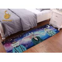 Swan Lake Comfortable Bedroom Area Rugs Washable 4mm~12mm Pile Height Manufactures