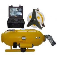 Orca-A ROV,Underwater Inspection ROV VVL-XF-A4  4*1080P camera 100M Cable Manufactures