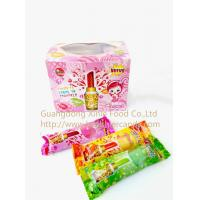 Fashionable Lipstick Shape Sweet  Hard Candy Assorted Flavour Nice Taste Manufactures