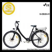 Electric Bicycle From Super Motor Manufactures