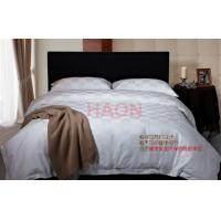 Luxury Commercial Bed Linens Comfortable Cotton Bedding Sheets Manufactures