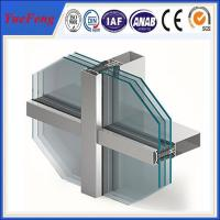 Innovative facade design and engineering-aluminium curtain wall manufacturer Manufactures
