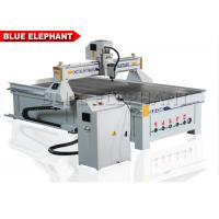 Mdf / Pvc / Arylic / Pcb CNC Router Machine Fast Working Speed Frame Structure Manufactures