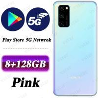 Original HONOR View 30 Pro Honor V30 Pro SmartPhone 5G Version 6.57 inch Kirin 990 5G SOC Octa Core Android 10 NFC Googl Manufactures