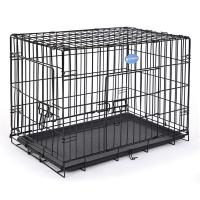 China Durable Heavy Duty Metal Dog Kennel Scientific Design Corrosion Resistant on sale