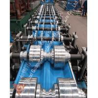 China Locked Roof Panel Roll Forming Equipment / Metal Roof Roll Forming Machine on sale