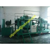 used engine oil recycling machine,Black Oil Decolorization system,Motor oil Purifier Manufactures