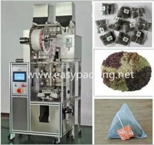 Nylon Pyramid Tea Bag Packing Machine Manufactures
