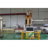 China Single Layer Short Cycle Lamination Line Hot Press For Floor Production CE Approved on sale