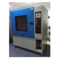 Stainless Steel Environmental Test Chamber , IPX5 /X6 Sand And Dust Test Chamber Manufactures