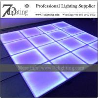 China LED Brick Dance Floor Panel Decoration for Wedding Event Party Flooring on sale