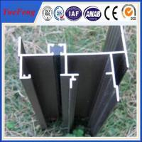 China Aluminium Profile For Windows And Doors,Extruded Alu Profile Manufactures