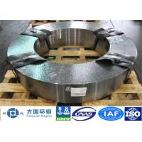 External / Internal Gear Forged Wheel Blanks With 4140 42CrMo4 4330 34CrNiMo6 17CrNiMo6 Manufactures