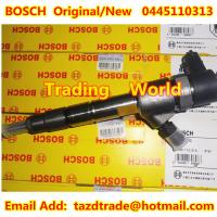 BOSCH Original and New Injector 0445110313 for Foton (Beijing Futian Envir.) Manufactures