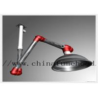 Chemistry Laboratory Fittings Ceiling Mounted PP Lab Fume Extraction Hood Manufactures