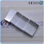 Electric servo motors application quality Arc shaped Neodym Magnete