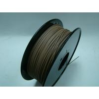 Markerbot 3d Printer Wood Filament , 3d printing consumables temperature 190 - 230°C Manufactures