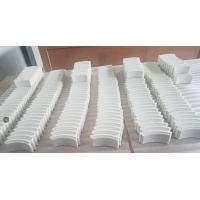 China Yittra Oxide Stabilized Ceramic Thermal Chamber for Sapphire Making on sale