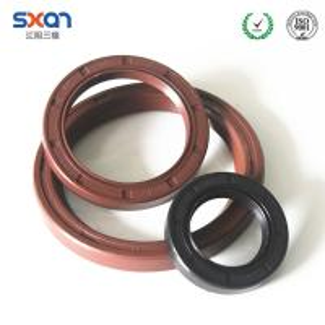 China TC double lip FKM Metric Oil Seals, Single & Double Lip Oil Seals on sale
