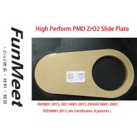 China PMD Slide Gate Plate High Performance For Taphole Slag Stopping System on sale