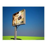 China Cuctomized Clear LED Display , Indoor / Outdoor LED Advertising Billboard P10 / P12 on sale