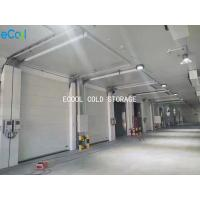 Fireproof Cold Storage Panels For Frozen Food Storage Warehouses 100mm Manufactures