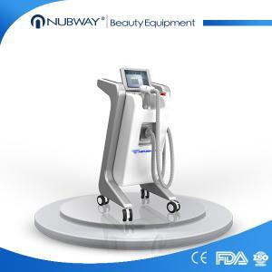 No bruising painless medical pipe vertical body slimming machine hifu / liposonics Manufactures