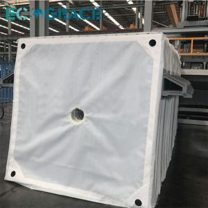 Sugar Refining Filtration Process Filter Press Cloth PP Filter Cloth