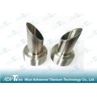 GR2 GR5 OEM machining Titanium Precision Parts of super alloys titanium alloys Manufactures