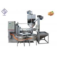 China Easy Operation Screw Oil Press Machine Soybean Oil Extraction Machinery on sale