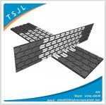 Mining rubber ceramic pulley/drum lagging Manufactures