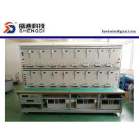 HS-6303E Three Phase Meter Test Bench-16 seats,0.05% accuracy class,0.1~120A current output Manufactures