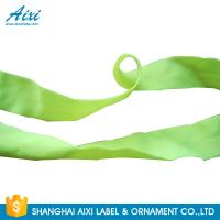OEM Decorative Colored Fold Over Fabric Binding Tape Eco - Friendl Manufactures
