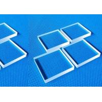 Transparent Borosilicate Pyrex Glass Light Guide Sheet 3mm Thickness Manufactures