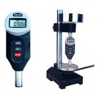 Electronic Hardness Rubber Testing Equipment , Shore Hardness Tester Manufactures
