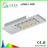 High CRI IP65 60W LED Street Light For Outdoor Lighting , Street Led Lamps Manufactures