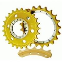 Buy cheap Sprocket CAT 307 undercarriage from wholesalers