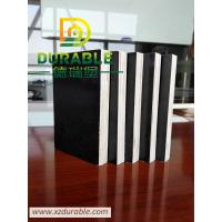 China Cheap  Price  Film Faced Shuttering Plywood 4*8  /  5*10 standard size Black Color Phenolic dynea  plywood on sale