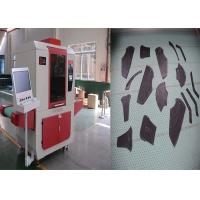 Auto Vamp Marking Machine For Footwear Clothing Bags Working Area 830*630mm Manufactures