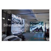 5 mm Indoor Full Color LED Display with SMD2121 Black LED HDMI DVI Input for sale