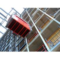 Strong Flexibility Construction Site Elevator Anti - Corrosion Low Mechanical Wear Manufactures