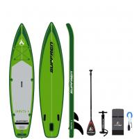 China 12'*32*6 Surfren inflatable surfboard stand up paddle board inflatable surf board sup paddle boat kayak boat on sale