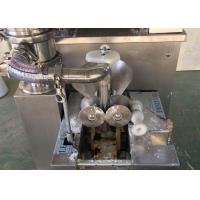 China Automated Dumpling Wrapper Making Machine For Wonton Spring Roll on sale