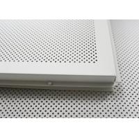 Fireproof dropped acoustical ceiling tiles Lay In for building Suspended Ceiling tiles 2x4 Manufactures
