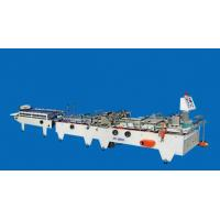 General Automatic Folder Gluer Machine To Package / Printing Manufactures
