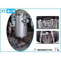 Low Cost Efficient Steam Heating UHT Sterilizer 4-6S Sterilizing for Mixed Drinkings Produce Line Manufactures