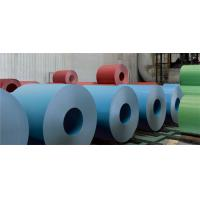 Color Coated Prepainted Galvanized PPGI Steel Coil chromated , 1250mm width Manufactures